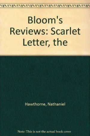 Nathaniel Hawthorne's the Scarlet Letter by Harold Bloom - AbeBooks