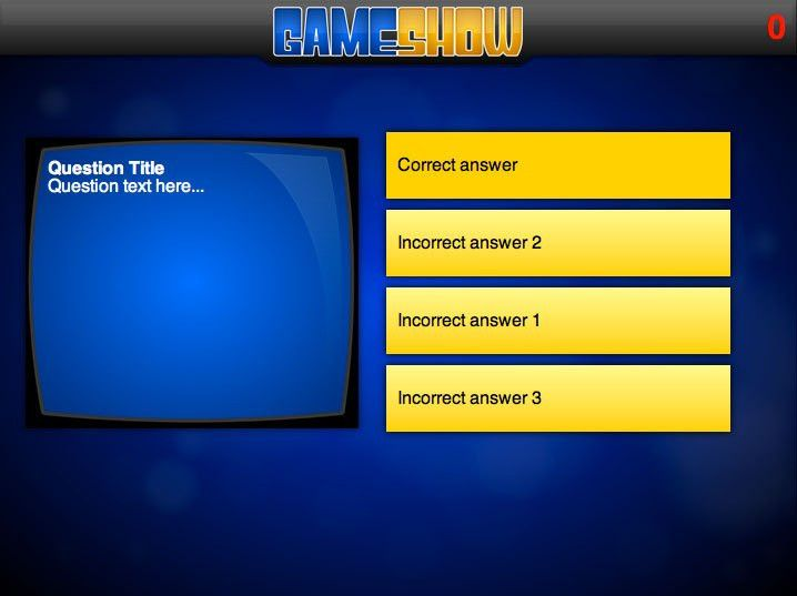 game show ppt template powerpoint template quiz game powerpoint ...