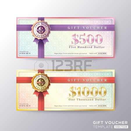 Gift Certificate Images & Stock Pictures. Royalty Free Gift ...