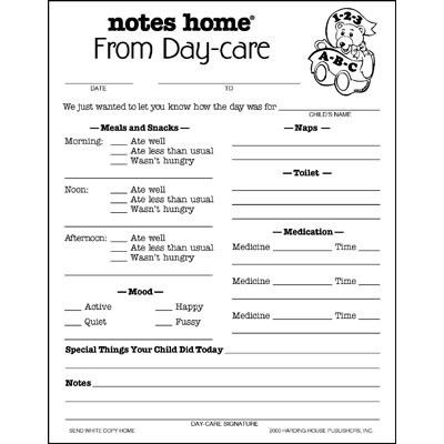 Business plan for home daycare