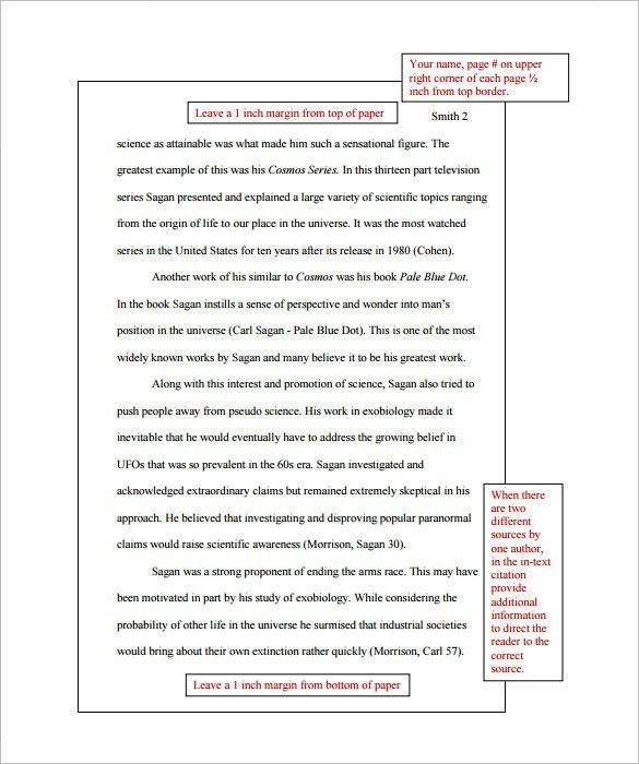 Paper Template - 37+ Free Word, Excel, PDF Format Download | Free ...