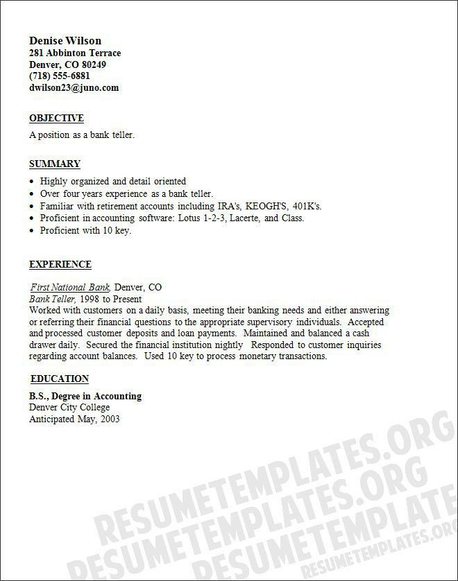 25 best Free Downloadable Resume Templates By Industry images on ...