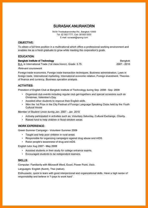 Quick Resume Builder Free 109 | Jobs.billybullock.us