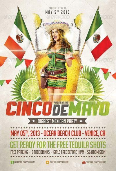 FFFLYER | Download the best Club Party PSD Flyer Templates for ...