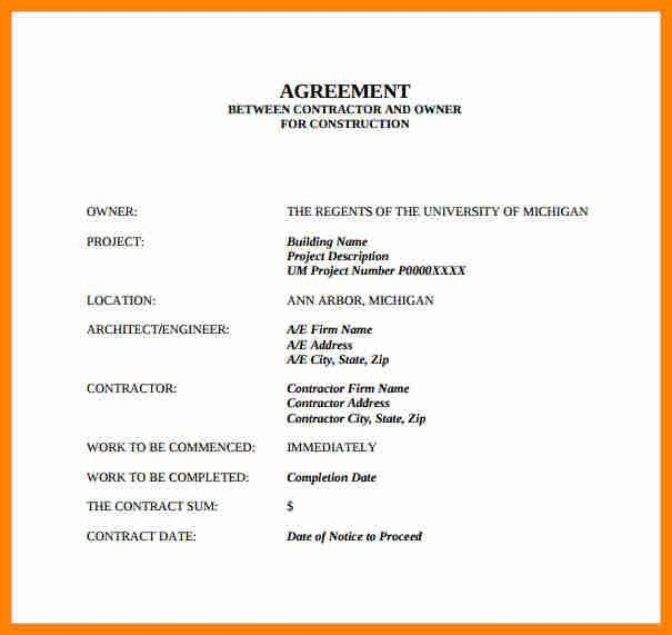 7+ agreement template between two parties | job resumed