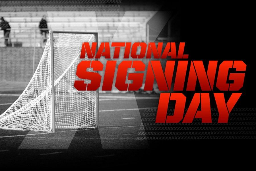 National Letter of Intent: Your Signing Photos | Inside Lacrosse
