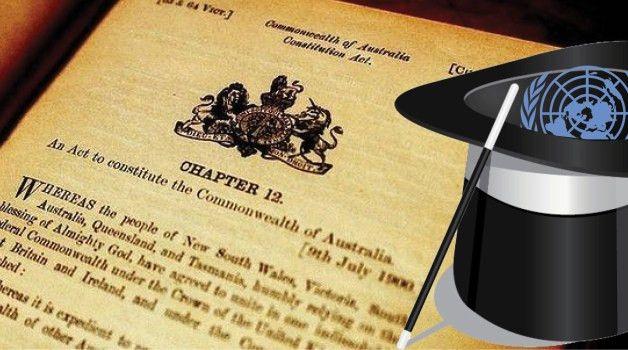 "Abracadabra"" Make UN Agenda 21 Constitutional | Real News Australia"