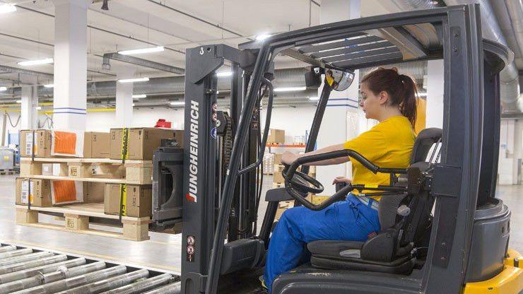 Roche - Warehouse logistics specialist