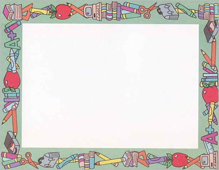 Chalkboard Printable School Award Certificates 40073