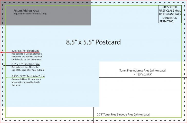 Postcard Design Templates Free Download | pikpaknews