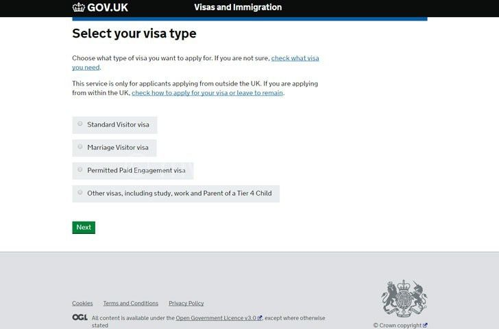 UK unveils new digital visa application service - The Nation Online