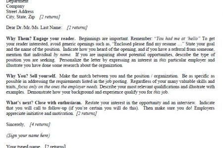 Cover Letter Sample For Job Application Fresh Graduate RESUMES ...