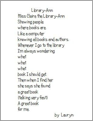 Six-Room Poem   Teacher 2 Teacher Help pertaining to Free Verse ...
