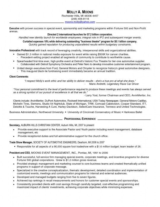 Stylish Contract Work On Resume | Resume Format Web