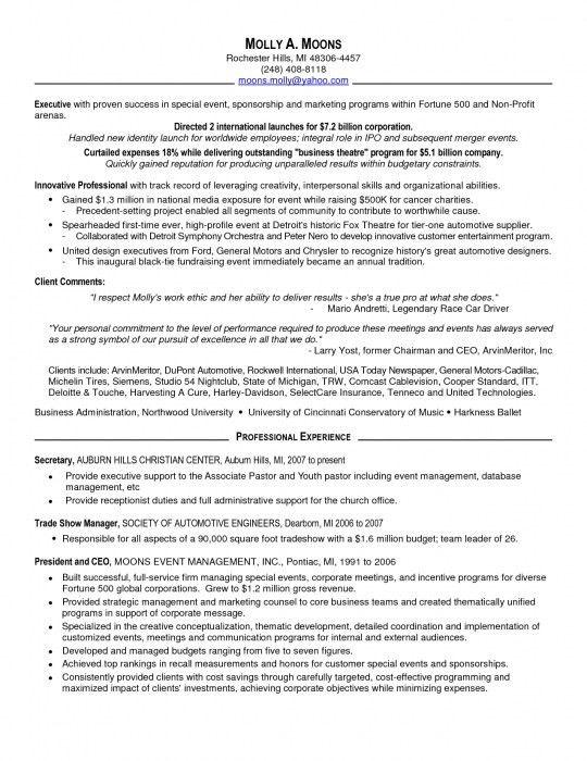 Stylish Contract Work On Resume   Resume Format Web