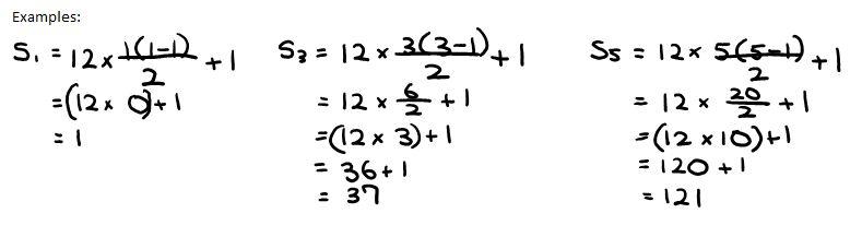 Maths Internal Assessment -triangular and stellar numbers ...