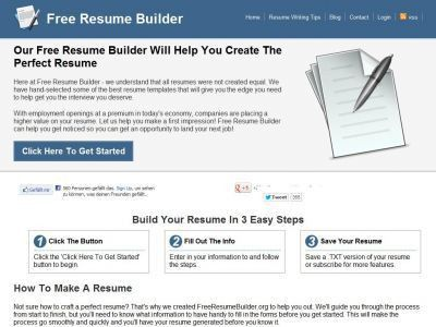 10 Best Resume Website Templates and Layouts