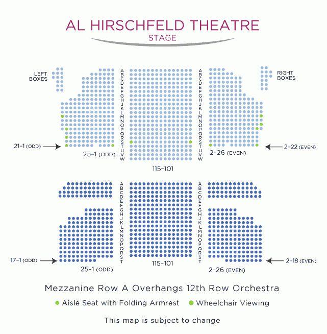 Kinky Boots   Al Hirschfeld Theatre   Tickets