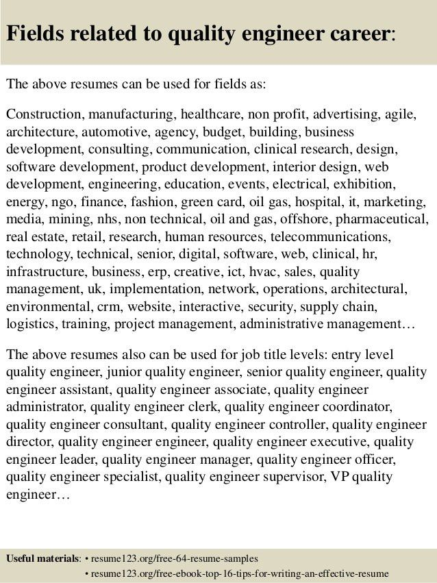 Automotive Test Engineer Sample Resume 22 Tester Resume ...