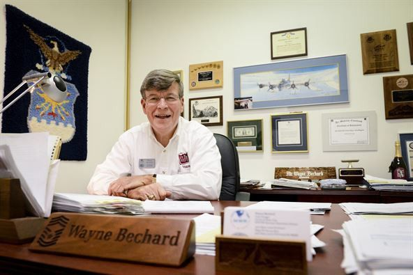 McChord Club manager retires after 43 years of service > Air ...