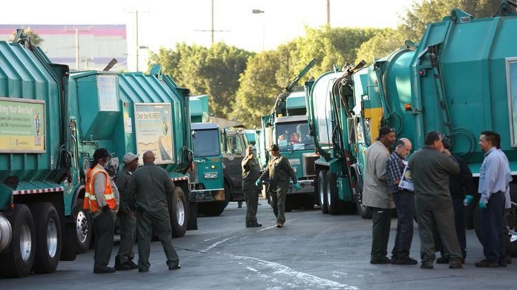 Contract talks stalled, thousands of L.A. city workers take strike ...