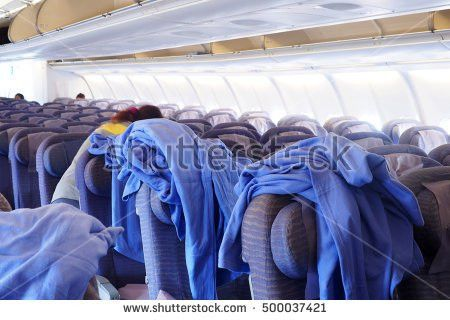 Airplane Cabin Stock Images, Royalty-Free Images & Vectors ...