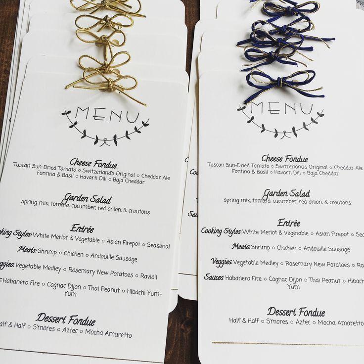 43 best Menu template images on Pinterest | Wedding menu cards ...
