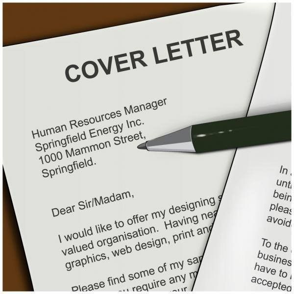 Good professional cover letter writing service providers - Quora