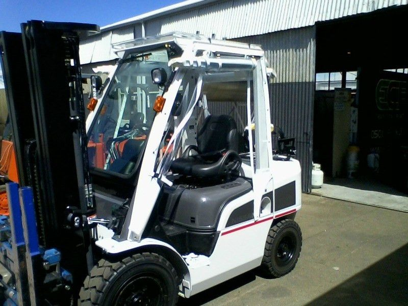 Forklift Clears | Douglas Outdoor Living and Auto & Marine ...
