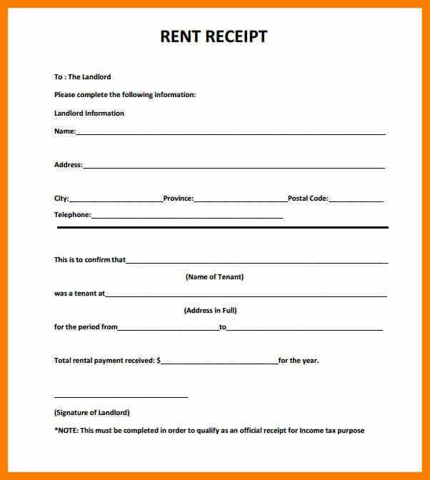 6+ house rent receipt template | sephora resume