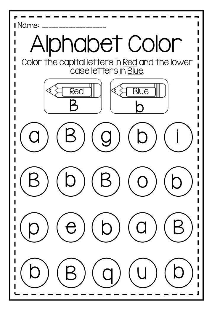 10 best Alphabet activities images on Pinterest | Preschool ...