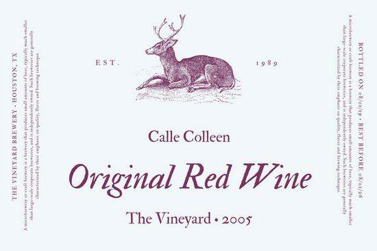 Wine Wine Templates - Canva