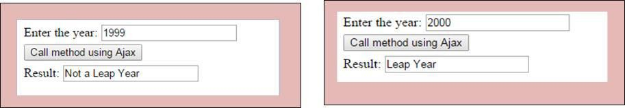 Calling ASP.Net Code Behind using jQuery AJAX - A Simple Complete ...