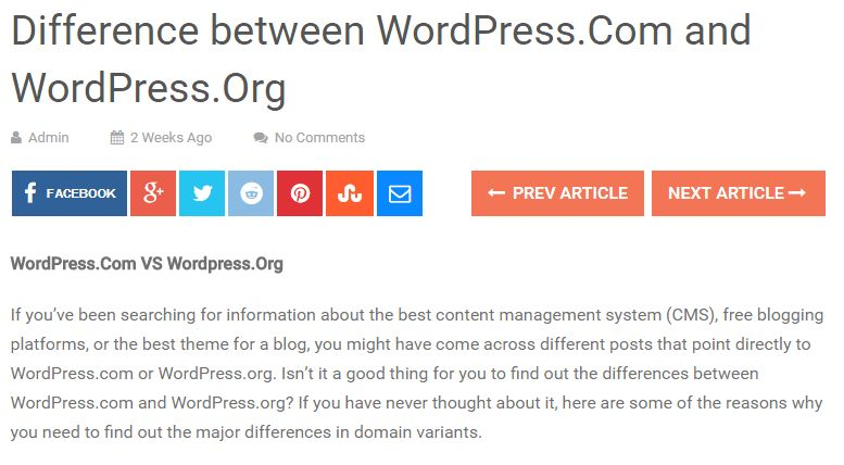Article Writing - Ojasweb Digital Solution