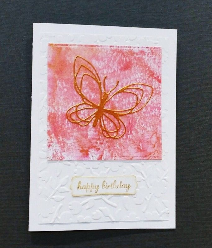889 best Cards with butterflies & dragonflies images on Pinterest ...