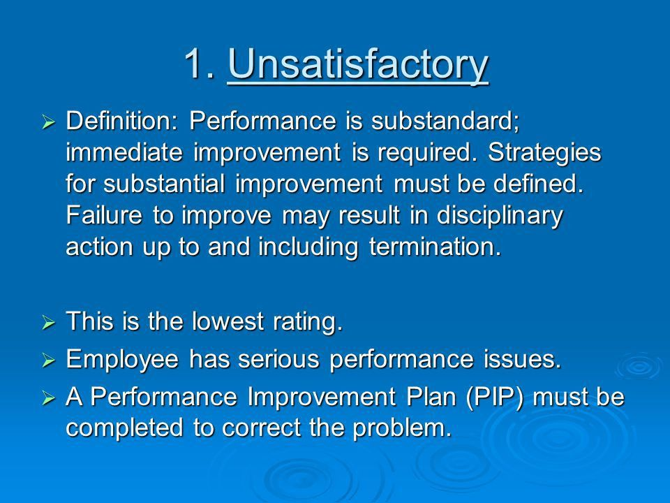 Five-Point Rating System.  5. Distinguished  4. Excellent  3 ...
