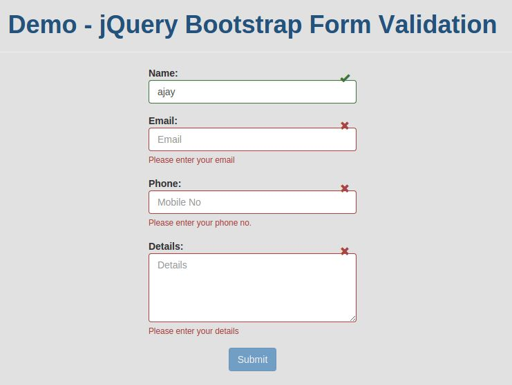 jQuery Select box search option with Chosen and Bootstrap Plugins ...