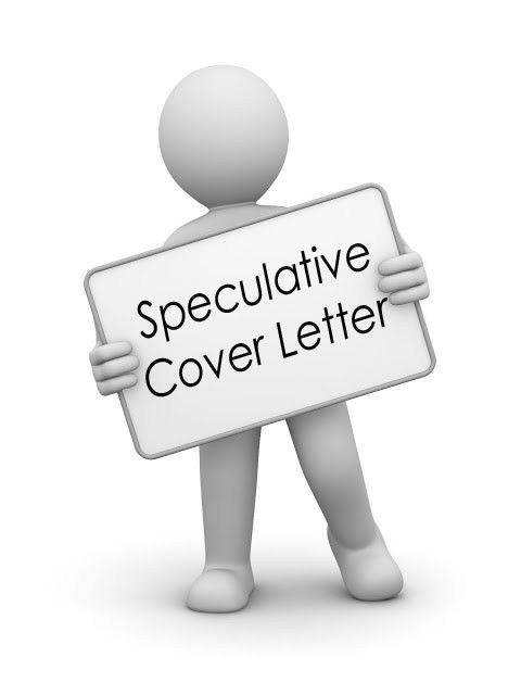 How to Write a Speculative Cover Letter | Cover Letter Writer