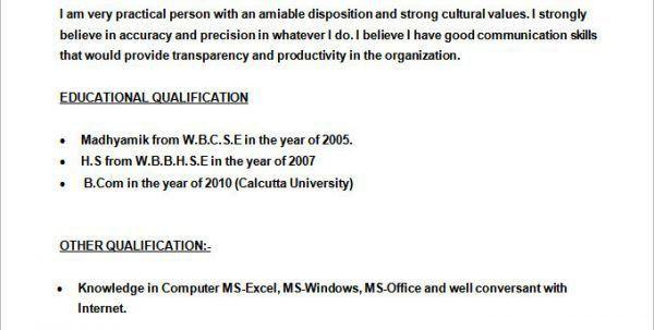 sample bpo resume resume cv cover letter. sample resume format for ...