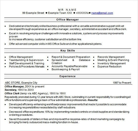 Sample Product Manager Resume -8+ Download Documents in PDF