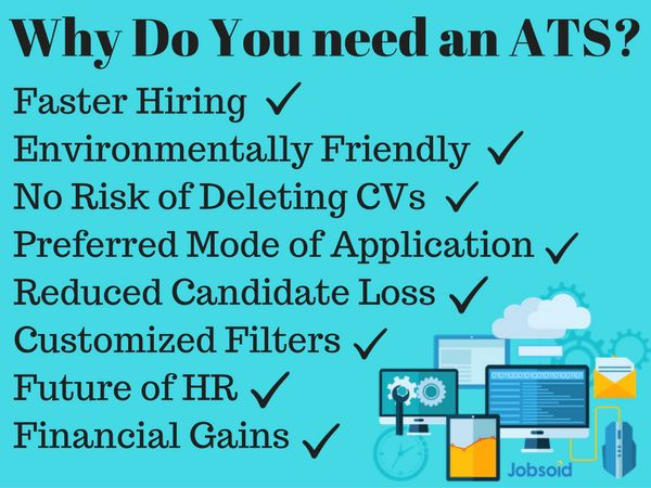 What Is an Applicant Tracking System and Why Do You Need It? - Jobsoid