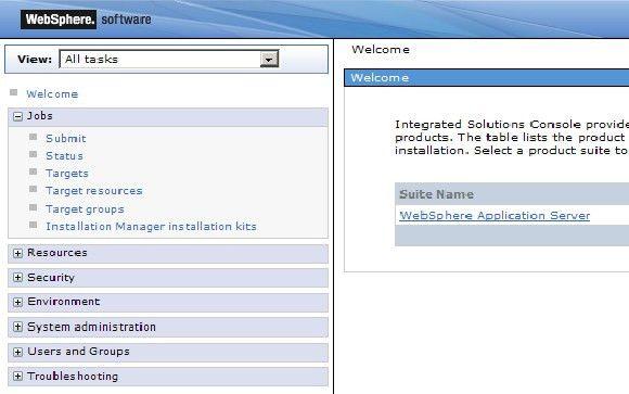 System administration in WebSphere Application Server V8.5, Part 2 ...