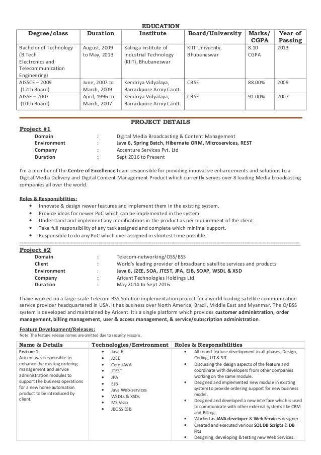 Resume - Abhishek Das