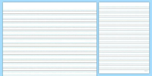 Microsoft Word Lined Paper Template | Resumesample.csat.co  Microsoft Word Lined Paper Template