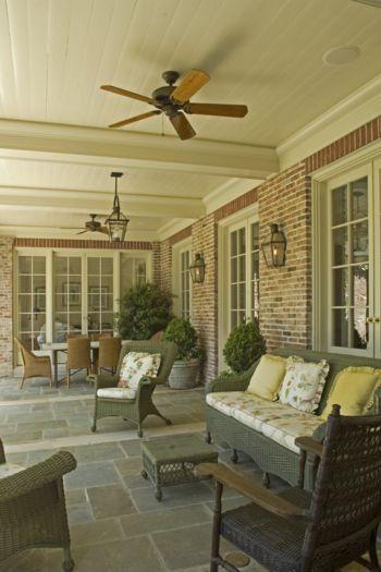 Sherwin Williams Haint Blue Porch Ceiling Color Haint It