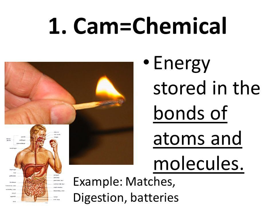 Catalyst What is potential energy? What is kinetic energy? Give an ...