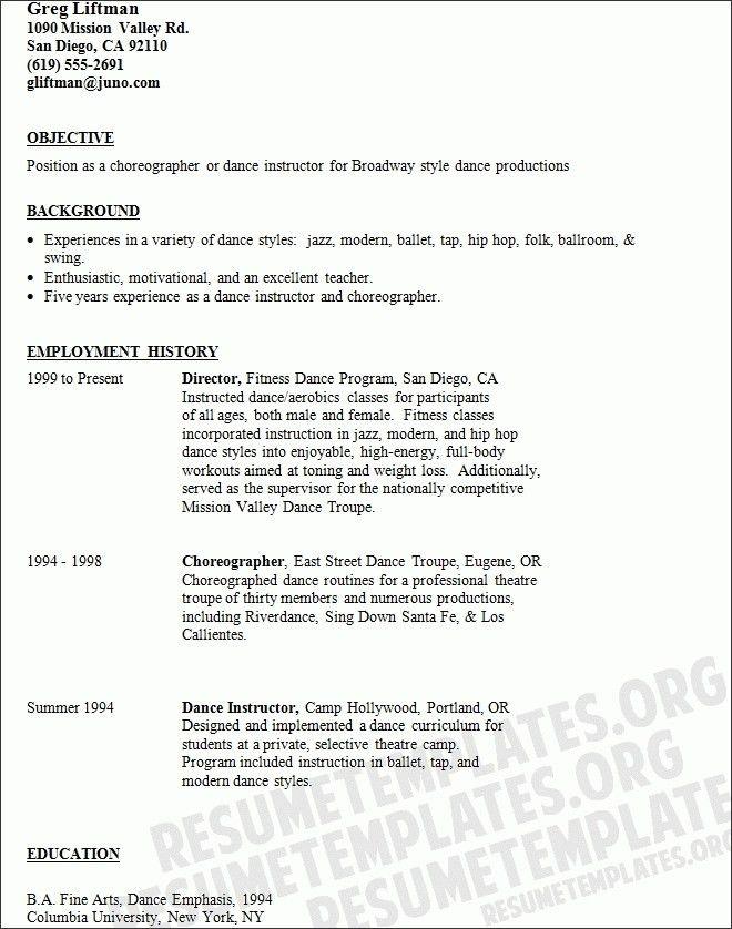 aaaaeroincus prepossessing resume on pinterest with hot barney ...
