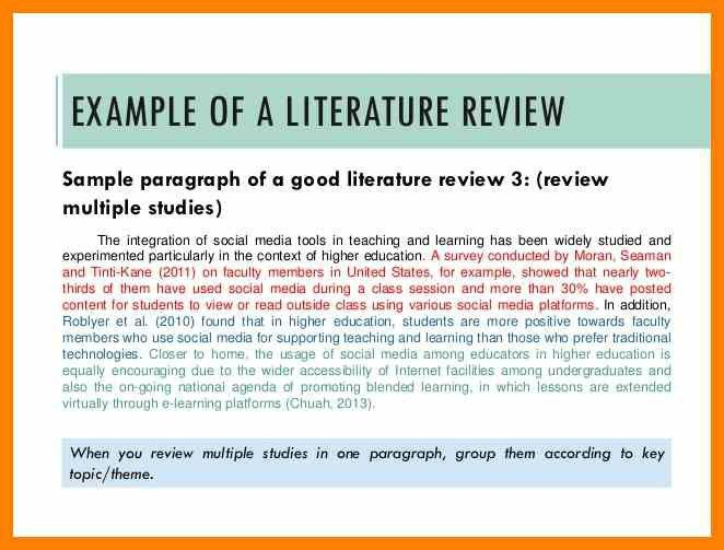 4+ literature review example | marriage biodata