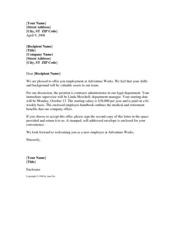 Professional Cold Call Cover Letter Examples for Employment at ...