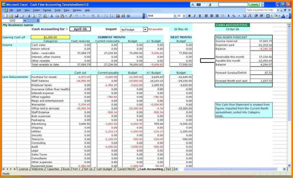 Microsoft Excel Spreadsheet Templates | HAISUME